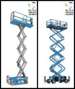 MSJ Scissor Lift