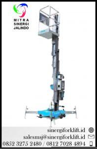 MSJ Personal Lift Singgle Mast
