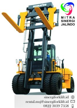 Sewa Forklift Diesel 0822 3039 7358